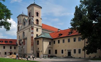Opactwo OO. Benedyktynów w Tyńcu